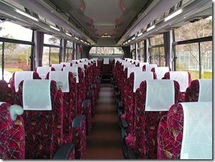 11列シート45人乗り正座席